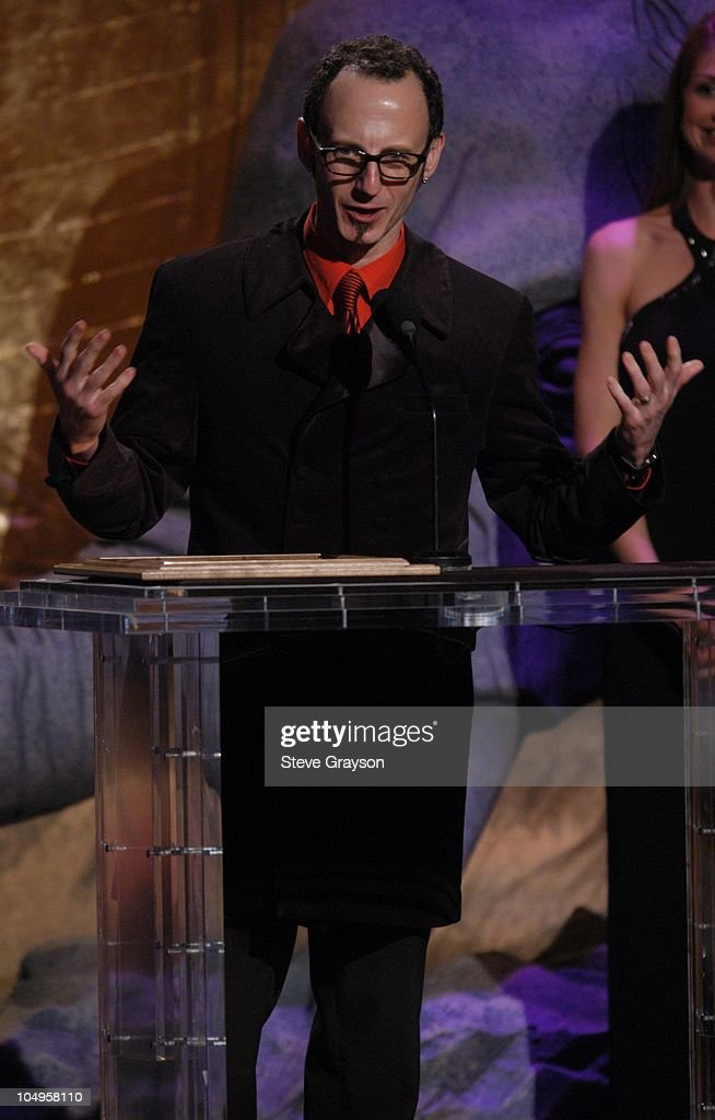 Cartonist Dan Piraro of 'Bizarro.' during The 17th Annual Genesis Awards - Show at The Beverly Hilton Hotel in Beverly Hills, California, United States.