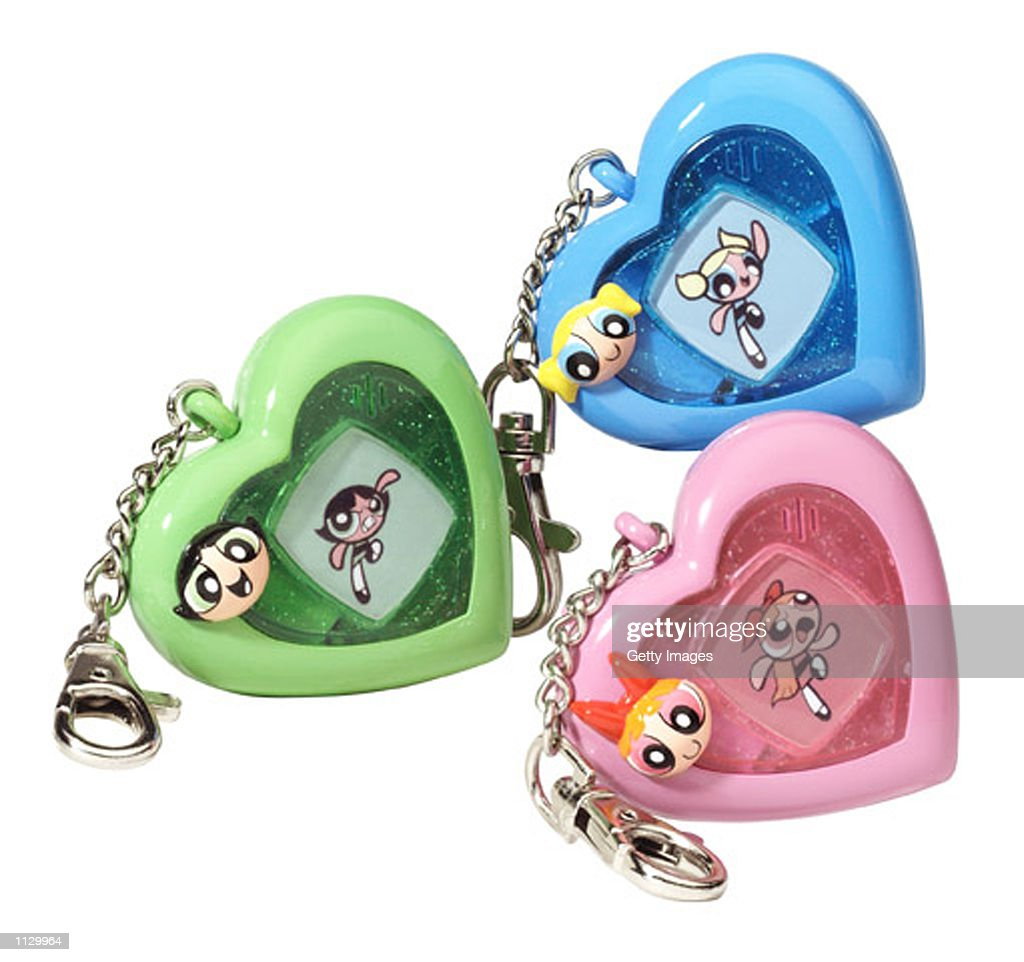 powerpuff girls pictures getty images