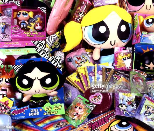 Toys R Us Cartoon Characters : Powerpuff girls pictures getty images