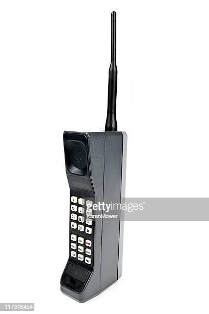 A cartoon image of a large cell phone