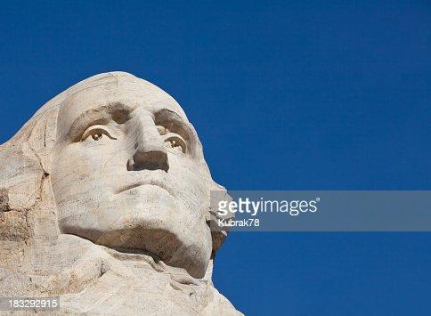 実装 Rushmore-ジョージワシントン大統領