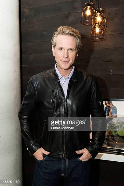 Cary Elwes of 'Being Charlie' attends the Guess Portrait Studio at the Toronto International Film Festival on September 14 2015 in Toronto Canada