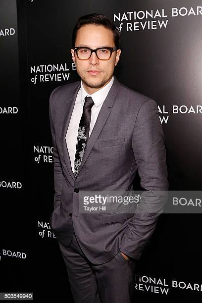 Cary Fukunaga attends the 2015 National Board of Review Gala at Cipriani 42nd Street on January 5 2016 in New York City