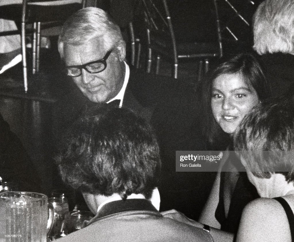 <a gi-track='captionPersonalityLinkClicked' href=/galleries/search?phrase=Cary+Grant&family=editorial&specificpeople=90519 ng-click='$event.stopPropagation()'>Cary Grant</a> and Maureen Donaldson during Academy of Magical Arts Awards - March 3, 1976 at Beverly Wilshire Hotel in Beverly Hills, California, United States.