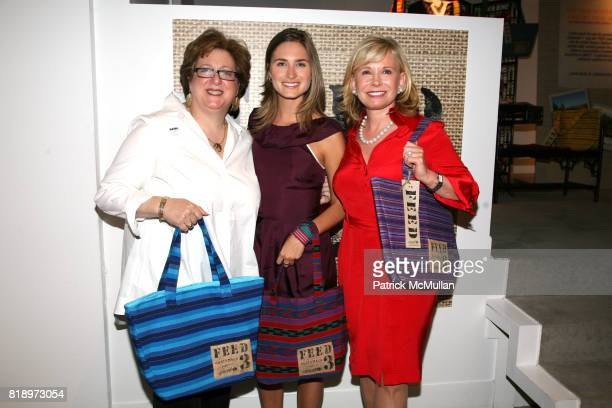Caryl Stern Lauren Bush and Sharon Bush attend LORD TAYLOR Mother/Daughter Tea for FEED with LAUREN BUSH and ELLEN GUSTAFSON at Lord Taylor on May 7...