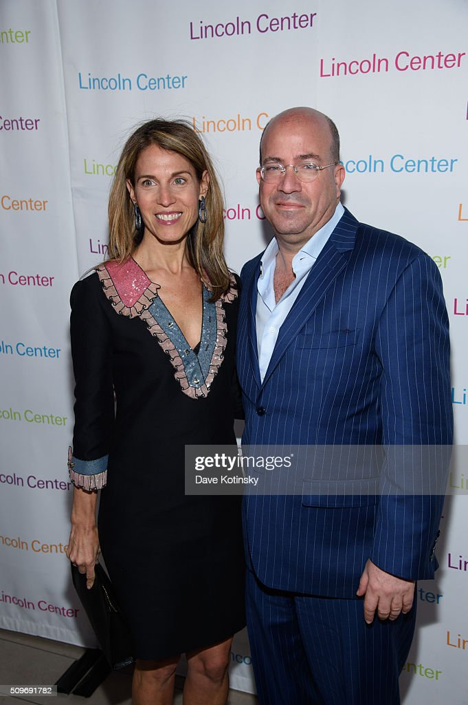 Caryn Zucker and Jeff Zucker arrive at Lincoln Center's American Songbook Gala Honors Lorne Michaels at Lincoln Center for the Performing Arts on February 11, 2016 in New York City.