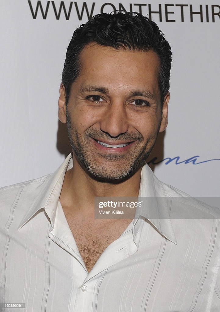 <a gi-track='captionPersonalityLinkClicked' href=/galleries/search?phrase=Cas+Anvar&family=editorial&specificpeople=3139960 ng-click='$event.stopPropagation()'>Cas Anvar</a> attends 'On The Thirty' Grand Opening at On The Thirty on February 28, 2013 in Sherman Oaks, California.