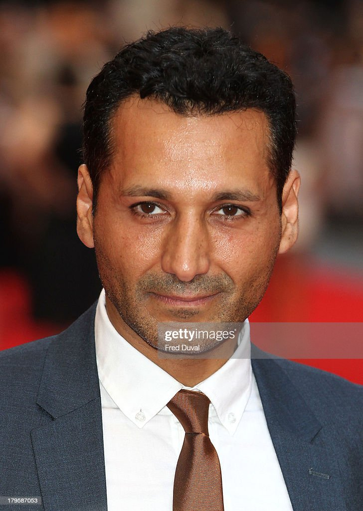 Cas Anvar attends the World Premiere of 'Diana' at Odeon Leicester Square on September 5, 2013 in London, England.