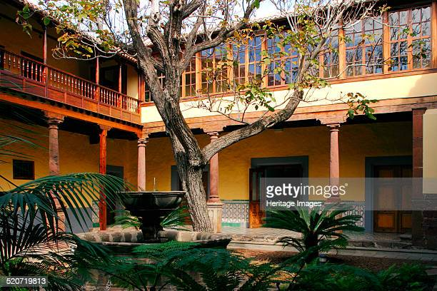 Casa Alvarado Bracamonte La Laguna Tenerife Canary Islands 2007 This house was built between 1624 and 1631 by Diego Alvarado Bracamonte Captain...