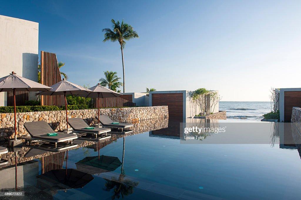 Casa de la Flora, a design hotel in Khao Lak; dubbed the Phuket of