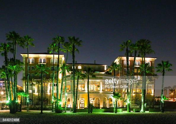 Casa del mar hotel stock photos and pictures getty images - Hotel casa del mar ...