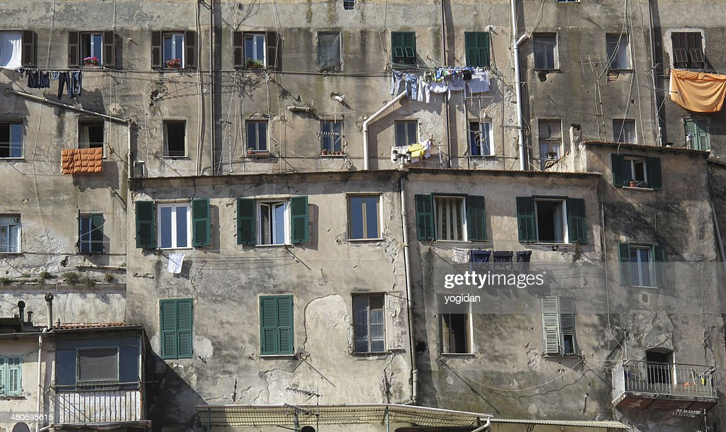 Casa di Ventimiglia : Stock Photo