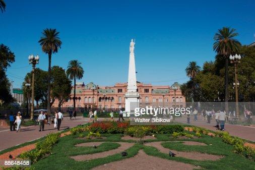 Casa Rosada presidential palace