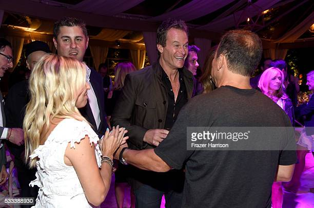 Casamigos cofounder Rande Gerber attends The Heart Foundation 20th Anniversary Event honoring Discovery Land Company's Mike Meldman at the Green...