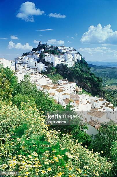 Casares, Andalucia, Spain