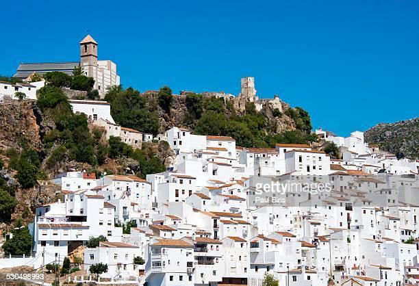 Casares Andalucian White Village