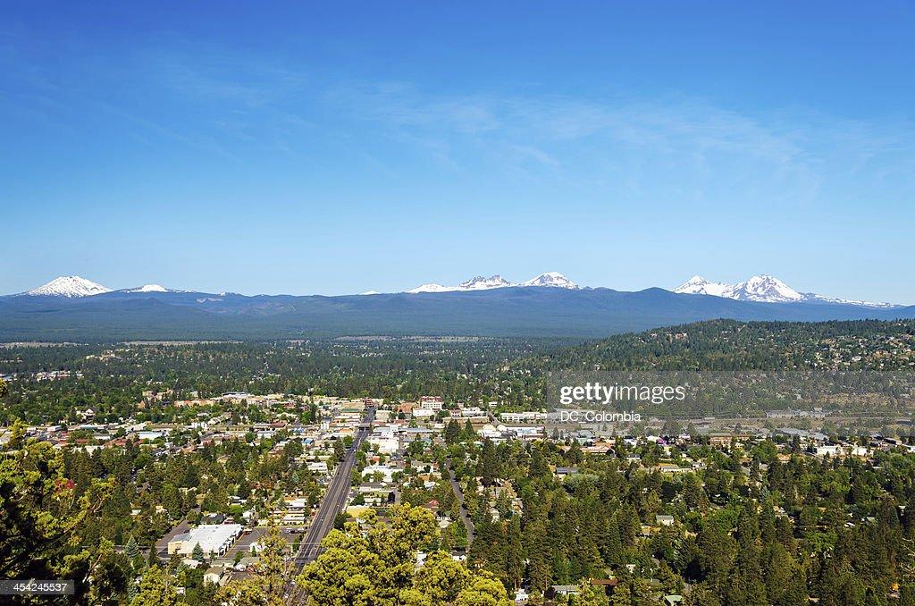 Cascade Mountains : Stock Photo