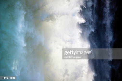 Cascade;  Victoria Falls