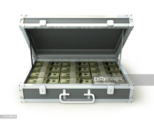 Case full of Cash