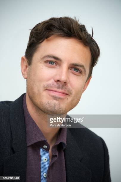 Casey Affleck at the 'Out Of The Furnace' Press Conference at the Four Seasons Hotel on November 16 2013 in Beverly Hills City