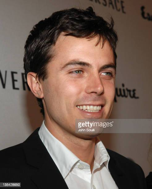 Casey Affleck during Esquire Magazine Unveils the 'Esquire House 360' with an Opening Night Celebration to Benefit 'The Art of Elysium' at Esquire...