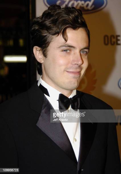 Casey Affleck during Ocean's Twelve Los Angeles Premiere Arrivals at Grauman's Chineese Theater in Los Angeles California United States
