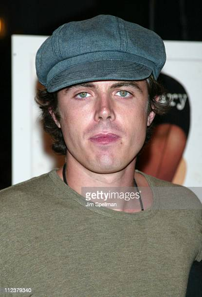 Casey Affleck during 'Secretary' Premiere New York at Clearview Chelsea West Theater in New York City New York United States