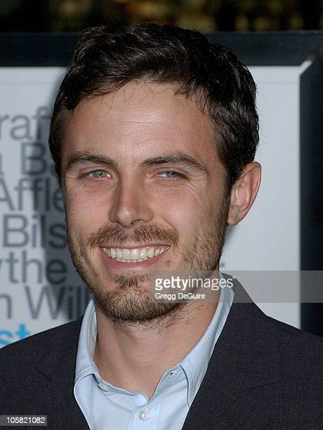 Casey Affleck during 'The Last Kiss' Los Angeles Premiere Arrivals at Directors Guild of America in Hollywood California United States