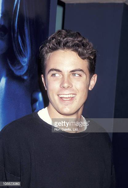 Casey Affleck during 'To Die For' New York City Premiere at Sony Village Cinema in New York City New York United States