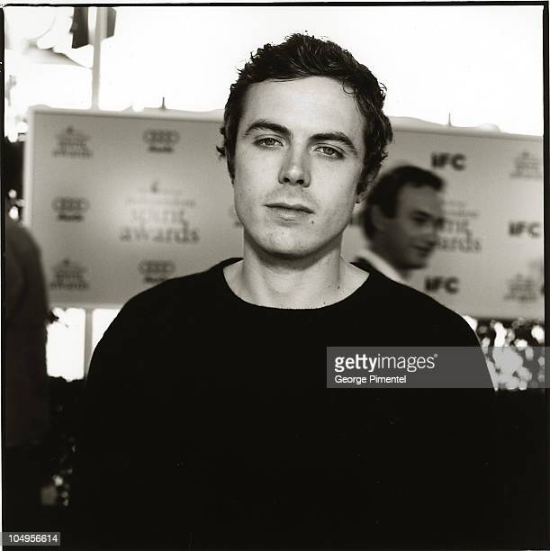 March 2002 during IFP/West Independent Spirit Awards Backstage Portraits By George Pimentel 19982002 at Santa Monica Beach in Santa Monica California...