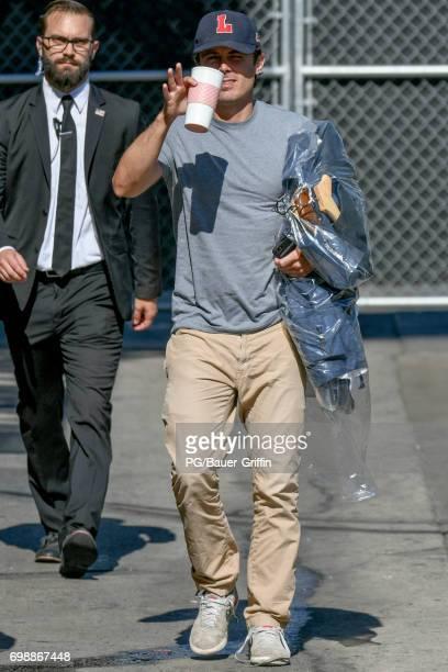 Casey Affleck is seen on June 20 2017 in Los Angeles California