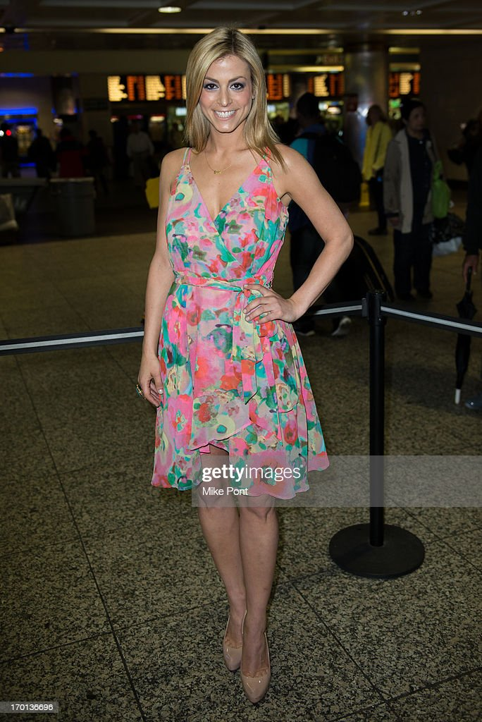 Casey Cohen attends 'Princesses: Long Island' Cast Photo Call at Penn Station on June 7, 2013 in New York City.