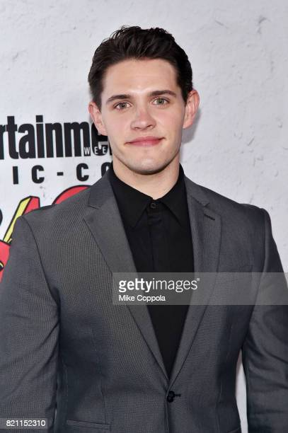 Casey Cott at Entertainment Weekly's annual ComicCon party in celebration of ComicCon 2017 at Float at Hard Rock Hotel San Diego on July 22 2017 in...