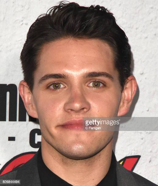Casey Cott attends Entertainment Weekly's annual ComicCon party in celebration of ComicCon 2017 at Float at Hard Rock Hotel San Diego on July 22 2017...