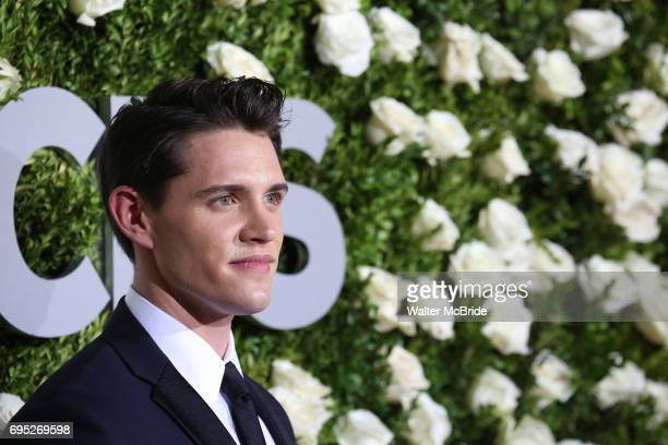 Casey Cott attends the 71st Annual Tony Awards at Radio City Music Hall on June 11 2017 in New York City