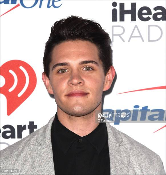 Casey Cott from 'Riverdale' attends the 2017 iHeartRadio Music Festival at TMobile Arena on September 23 2017 in Las Vegas Nevada