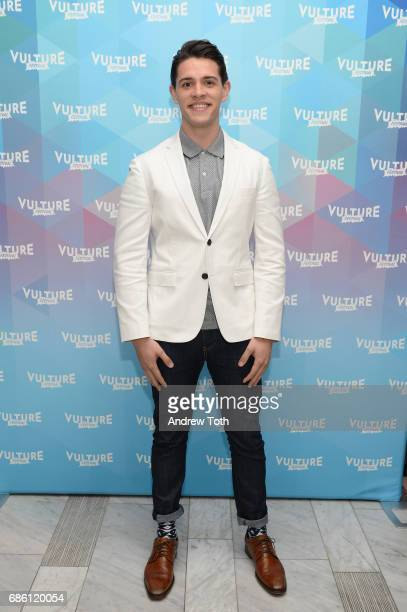 Casey Cott of Riverdale series attends the Vulture Festival at The Standard High Line on May 20 2017 in New York City