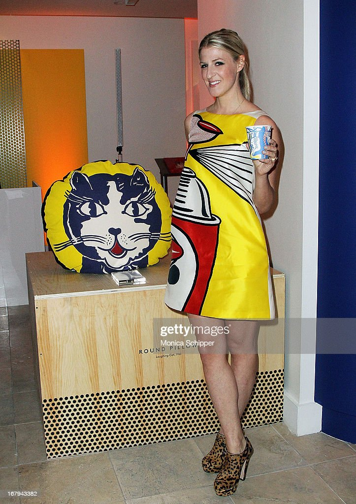 Casey Fremont attends Roy Lichtenstein & Barneys New York Limited Edition Collection Launch Event at Barneys New York on May 2, 2013 in New York City.