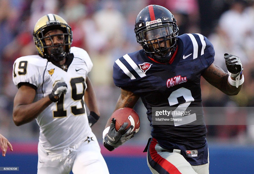 Mike Wallace Ole Miss