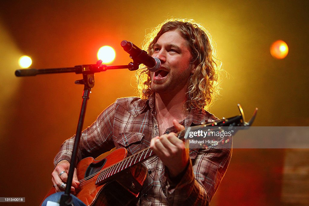 Casey James performs during day one of the 2011 Country Music Expo at Indiana State Fair on April 30, 2011 in Indianapolis, Indiana.