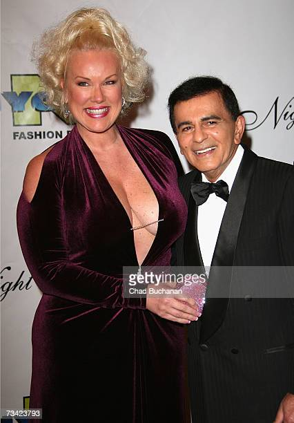 Casey Kasem attends the 17th Annual Night Of 100 Stars Oscar Gala held at the Beverly Hills Hotel on February 25 2007 in Beverly Hills California