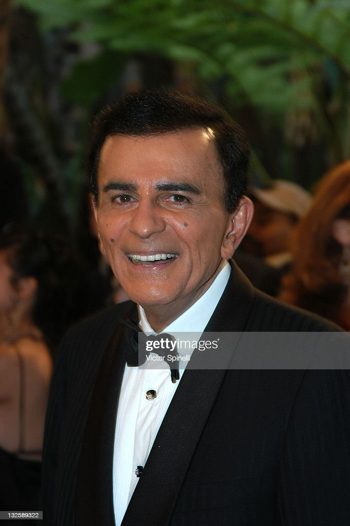 Casey Kasem during 14th Annual Night of 100 Stars Oscar Gala at Beverly Hills Hotel in Beverly Hills, California, United States.