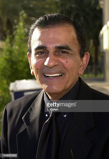 Casey Kasem during 2001 Radio Records Convention at Century Plaza Hotel in Beverly Hills California United States