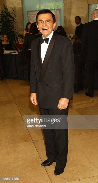 Casey Kasem during Ed McMahon Receives The Golden Wings Award At The MDA 2003 Spring Gala at The Beverly Hilton Hotel in Beverly Hills California...