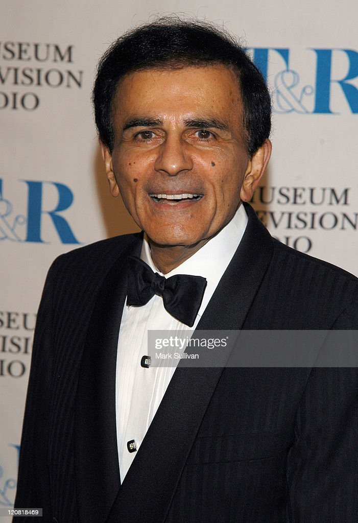 <a gi-track='captionPersonalityLinkClicked' href=/galleries/search?phrase=Casey+Kasem&family=editorial&specificpeople=1545344 ng-click='$event.stopPropagation()'>Casey Kasem</a> during The Museum of Television and Radio Annual Los Angeles Gala - Arrivals at The Beverly Hills Hotel in Beverly Hills, California, United States.