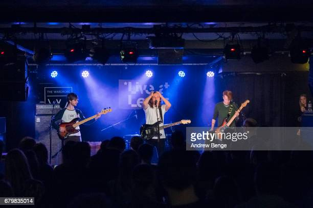 Casey Lowry performs at The Wardrobe during Live At Leeds on April 29 2017 in Leeds England Live at Leeds is a music festival that takes place across...