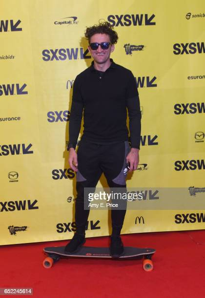 Casey Neistat attends 'From YouTube Star to Media Company Cofounder' at Austin Convention Center on March 11 2017 in Austin Texas