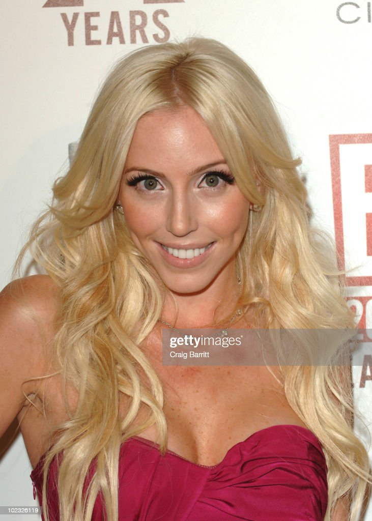 Casey Reinhardt arrives at E! Entertainment's 20th Birthday Celebration at The London Hotel on May 24, 2010 in West Hollywood, California.