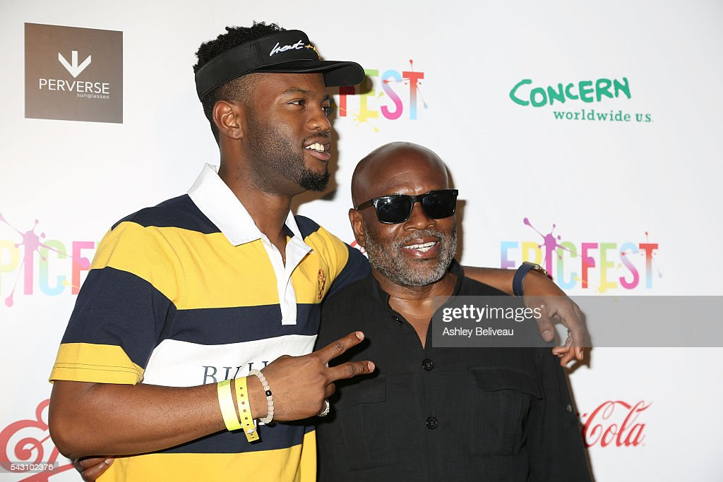 Casey Veggies and <a gi-track='captionPersonalityLinkClicked' href=/galleries/search?phrase=L.A.+Reid&family=editorial&specificpeople=2546947 ng-click='$event.stopPropagation()'>L.A. Reid</a> attend EpicFest 2016 hosted by <a gi-track='captionPersonalityLinkClicked' href=/galleries/search?phrase=L.A.+Reid&family=editorial&specificpeople=2546947 ng-click='$event.stopPropagation()'>L.A. Reid</a> and Epic Records at Sony Studios on June 25, 2016 in Los Angeles, California. at Sony Pictures Studios on June 25, 2016 in Culver City, California.