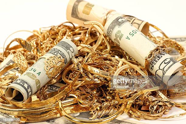 Cash paid for your old jewelry